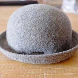 Kangol Accessories - Kangol Wool Bombin Bowler Hat M